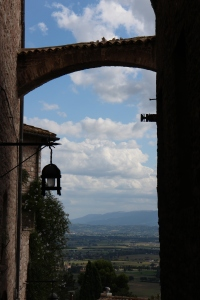 Assisi, Italy. 2014.