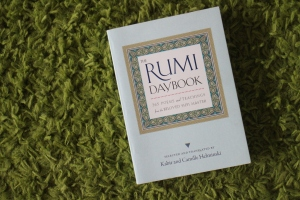 The March Book Giveaway - 365 meditations by Rumi, The Rumi Daybook.