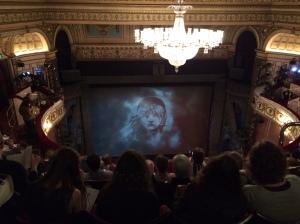 Les Misérables at Queen's Theatre.