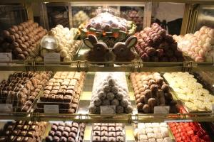 Delicious chocolate...