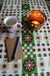 Meditations 1 - paper dreams.