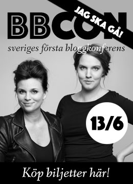BetterBloggers Conference, Stockholm, June 13th 2015.