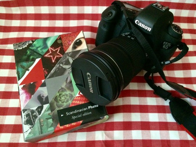 My new love, Canon EOS 6D. <3